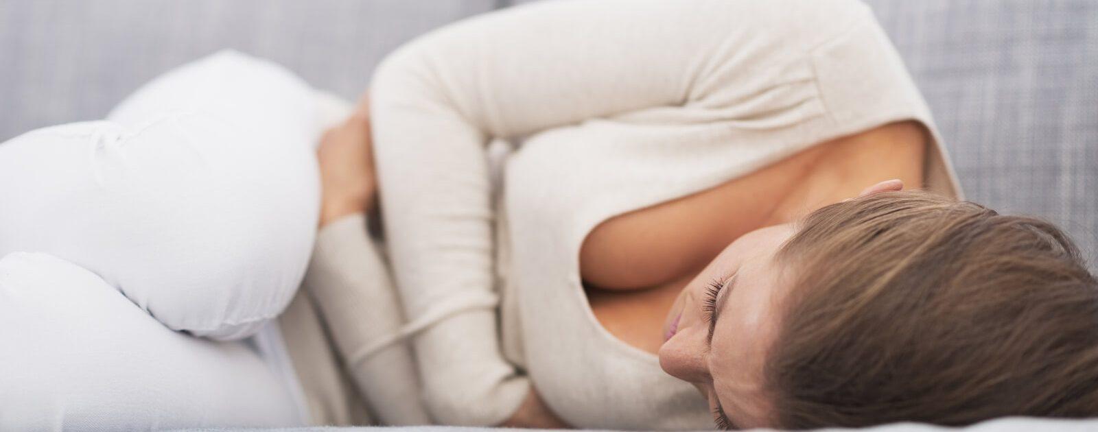 Brechdurchfall ist oft mit einem allgemeinen Krankheitsgefühl verbunden.