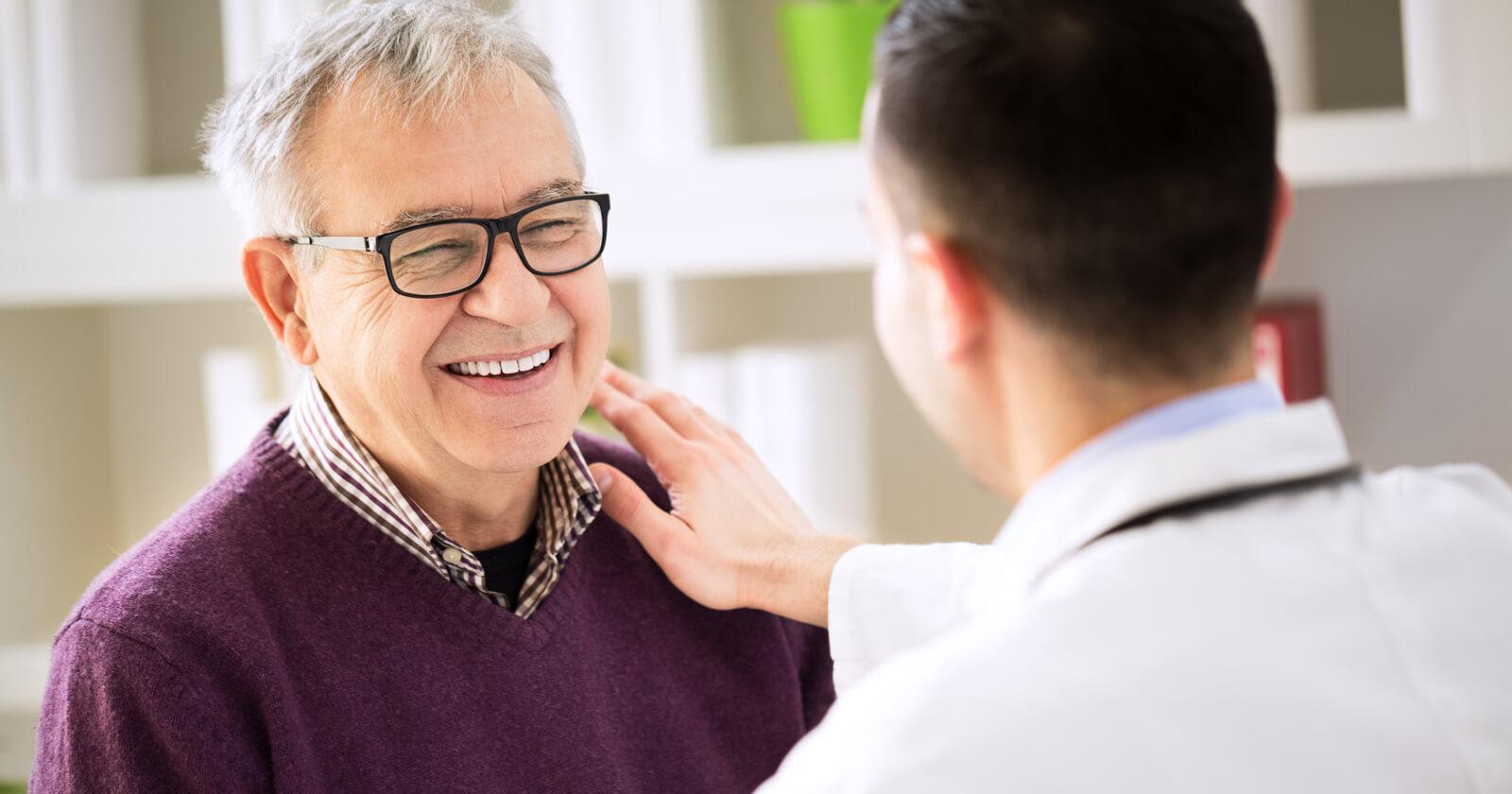 Ältere Menschen leiden häufiger an vergrößerten Hämorrhoiden