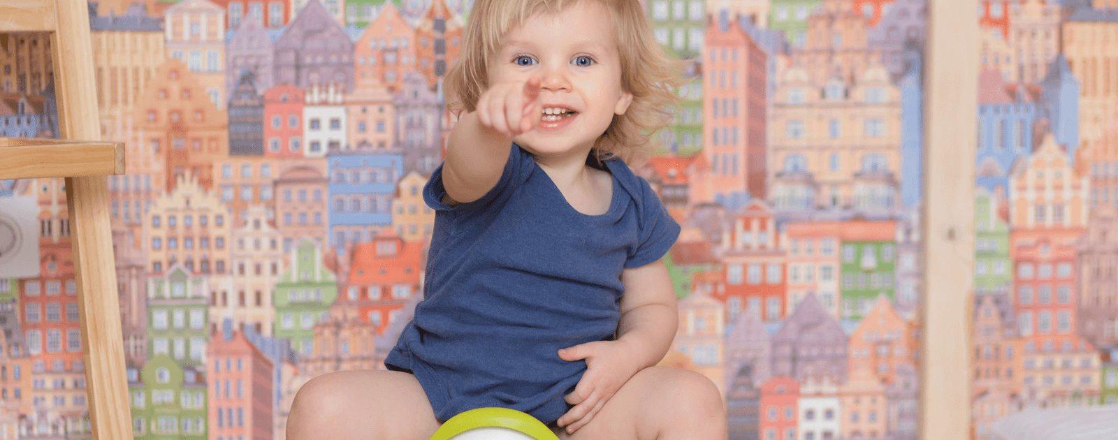 Durchfall bei Kindern kann durch die Umstellung auf feste Nahrung häufiger vorkommen