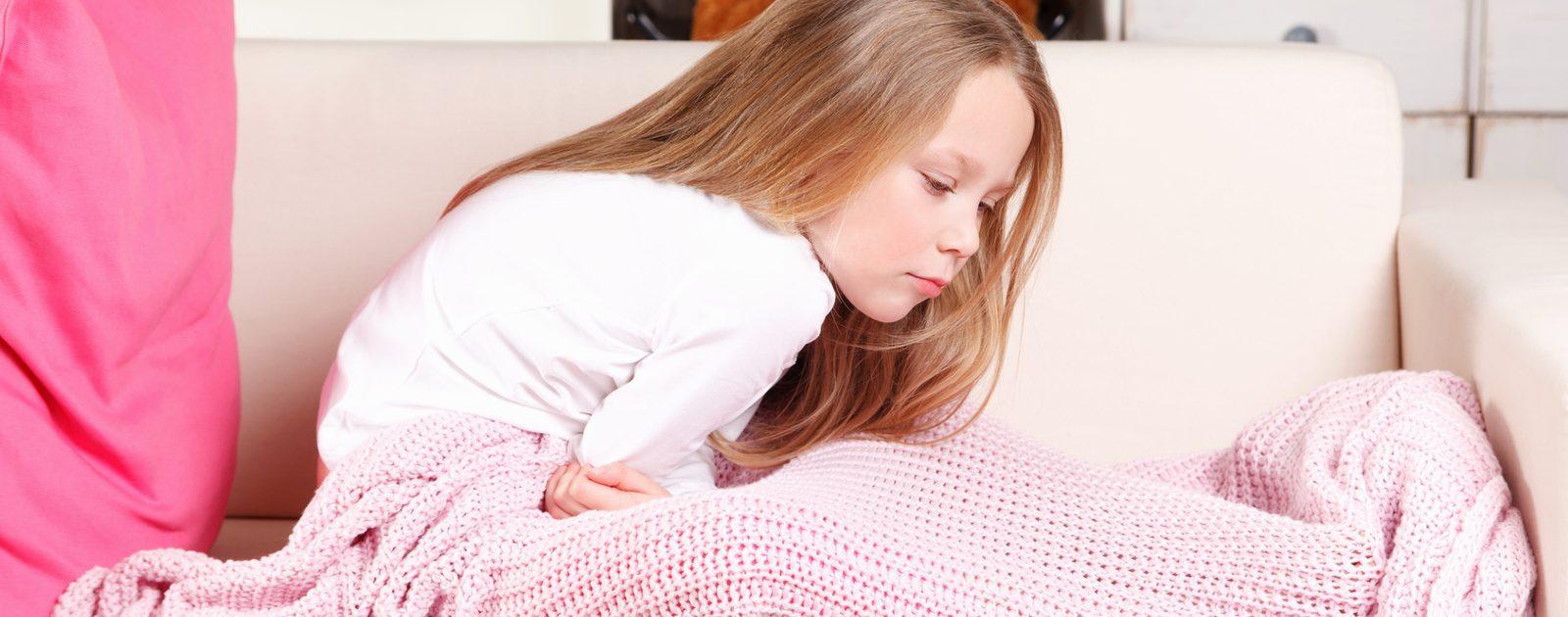 Morbus Crohn kann bei Kindern zu Wachstumsverzögerungen führen