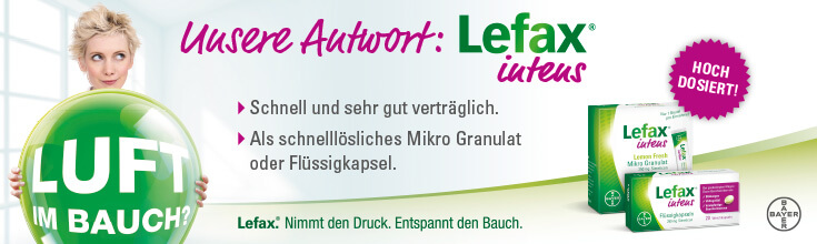 Banner Lefax