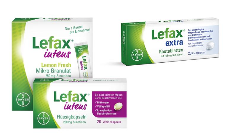 Packshot Lefax