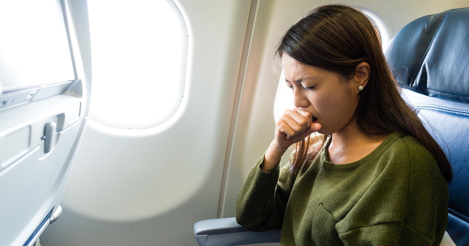 Auch die Reisekrankheit kann Übelkeit und Erbrechen verursachen.