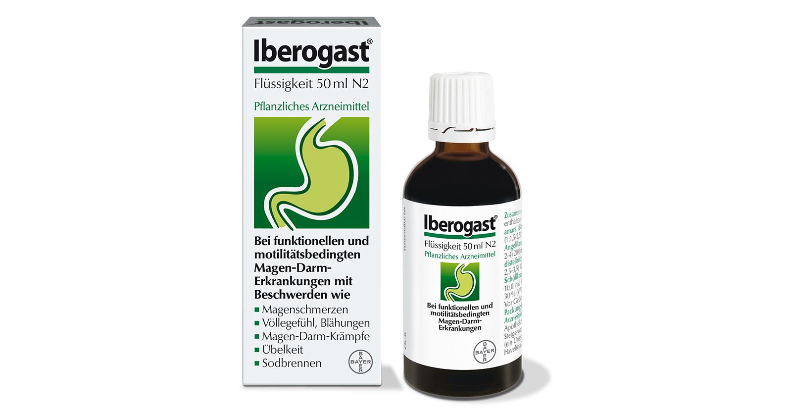 Iberogast Packshot