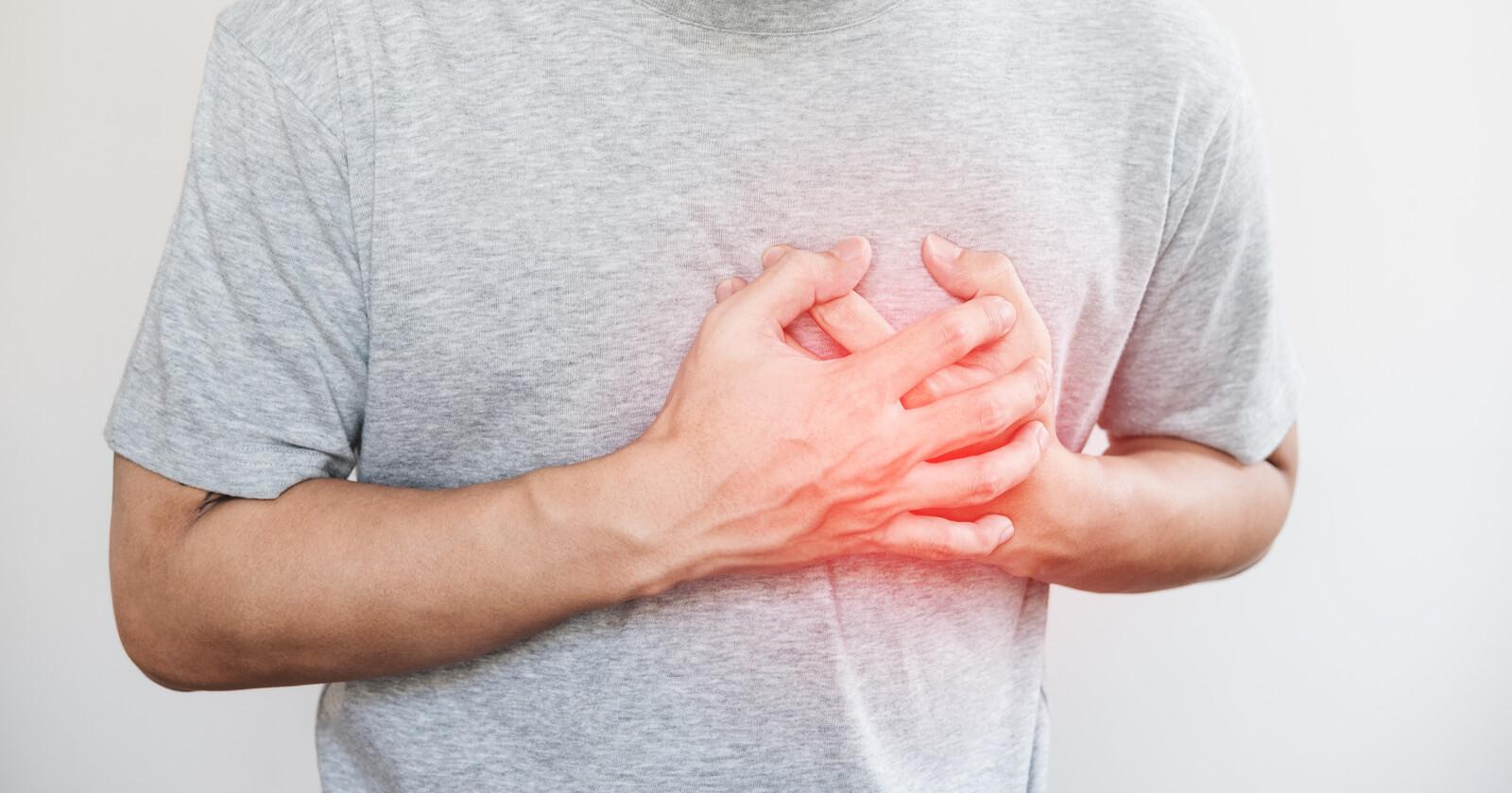 Roemheld Syndrom Herzbeschwerden durch Blähungen | kanyo®