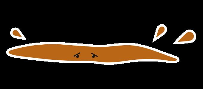 rötlicher stuhlgang