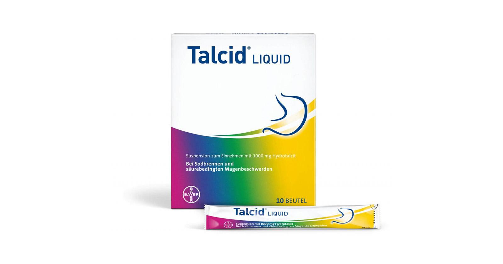 Packshot Talcid®