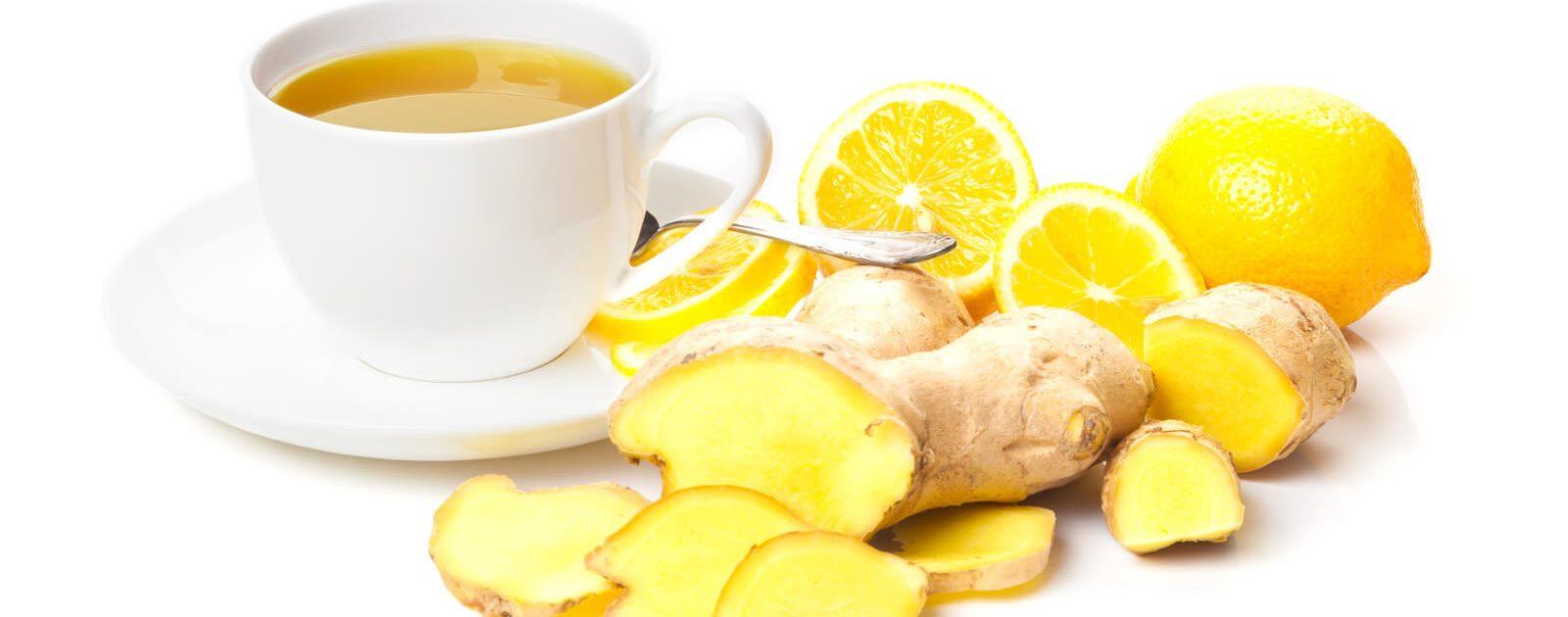 Ingwer lindert die Übelkeit, egal ob als Tee, Bonbon oder Extrakt